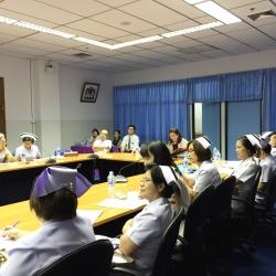 ประชุมคณะกรรมการพัฒนาสารสนเทศ ครั้งที่ 1/2559